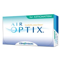 Air Optix for Astigmatism (6 броя)